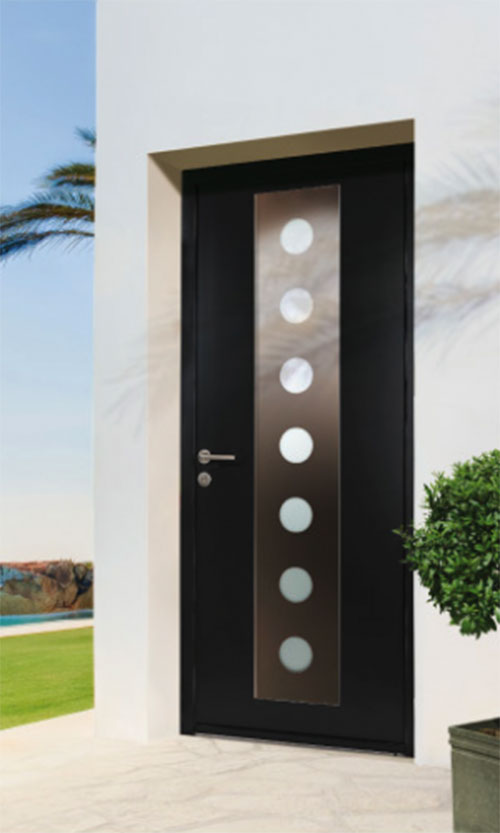 Modern Contemporary Front Door Solid Modern Door With