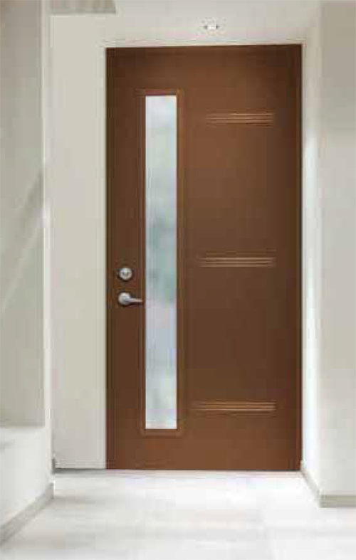 Modern Contemporary Front Entry Door Design Collection Frosted
