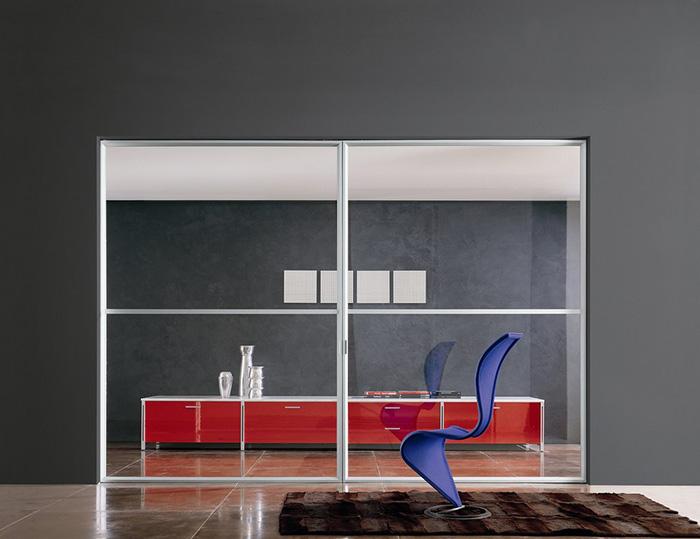 Modern interior pocket doors for Contemporary interior sliding doors