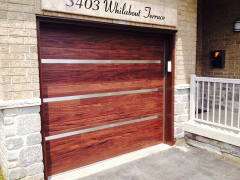 Fiberglass Solid Modern Garage Doors Modern Contemporary