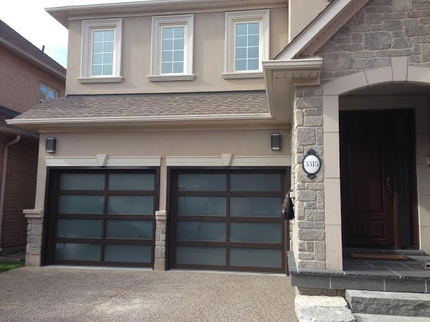 Modern Garage Doors Contemporary Garage Doors Aliminum