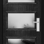 Richerson Mastergrain Contemporary Collection- Fiberglass Entry Doors