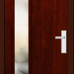 Richerson Mastergrain Fiberglass Entry Door Contemporary Collection