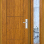 Richerson Mastergrain Fiberglass Entry Doors- Contemporary Collection