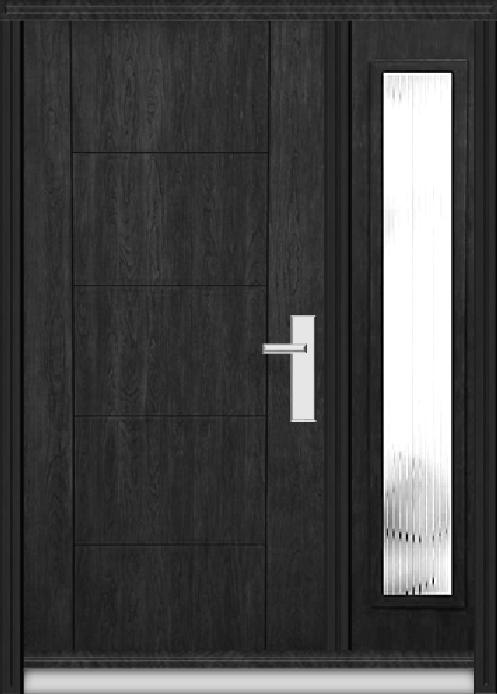 Richerson Mastergrain Fiberglass Exterior Doors
