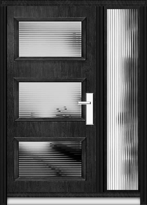 Richerson Mastergrain Fiberglass Front Doors Contemporary