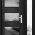 Richerson Mastergrain Fiberglass front Door Contemporary Collection
