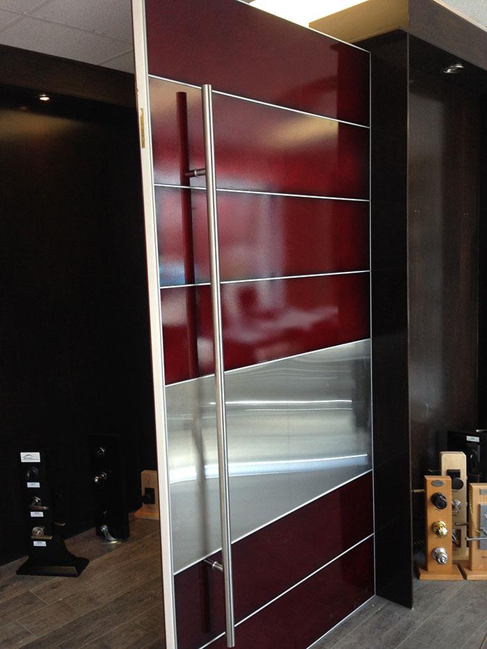 Modern Aluminum Doors : Modern exterior doors archives