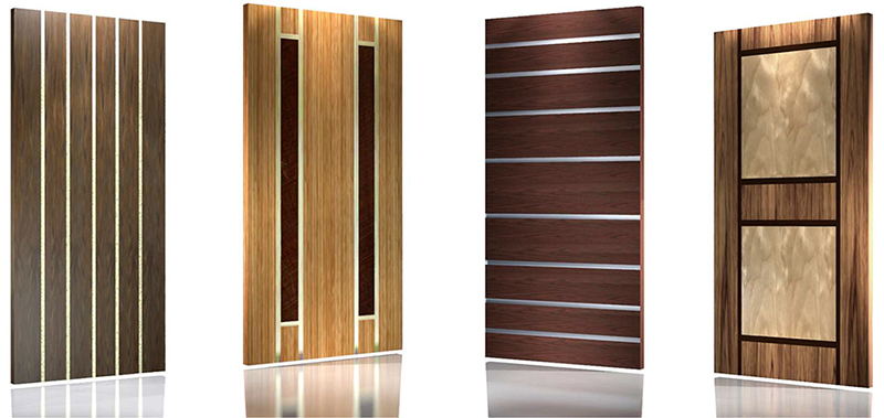 Large oversized interior exterior doors modern doors for Oversized front door