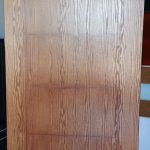 8 Foot Modern Fiberglass Rustic Front Door