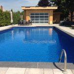 Aluminum Modern-garage-door-for-a-pool-Cabana-installed-by-Giant-Doors