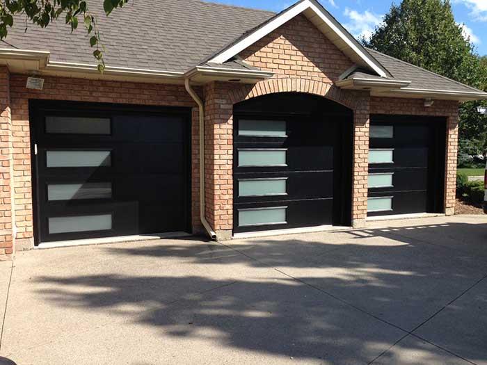 Modern garage doors archives modern doors for Stylish garage doors