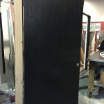 Modern Solid Rustic Door with multi point locks During Manufacturing