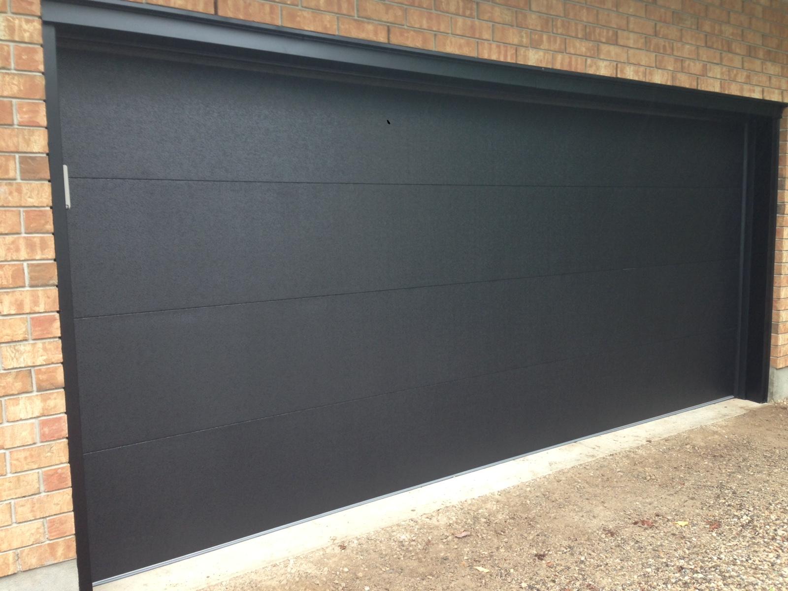 Modern garage doors modern doors for Doors garage door