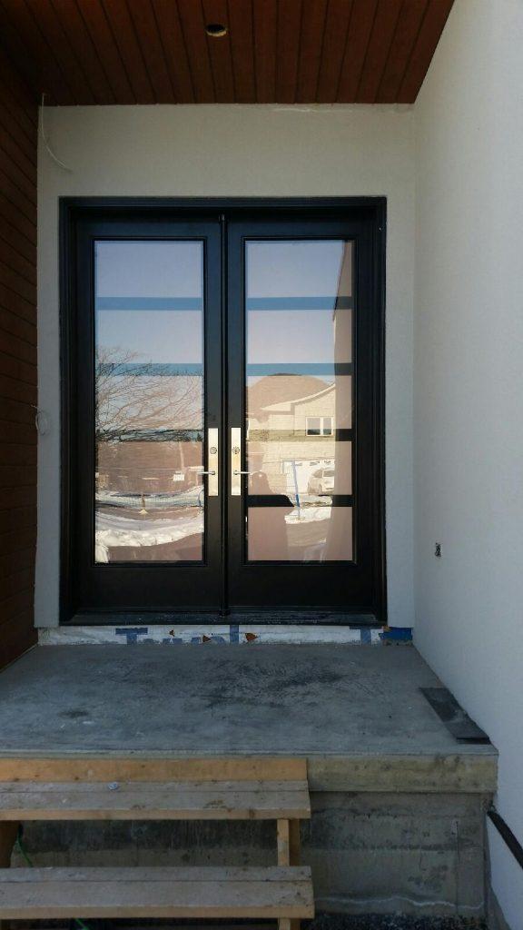 Modern Exterior Doors By Modern Doors In Mississauga Ontario