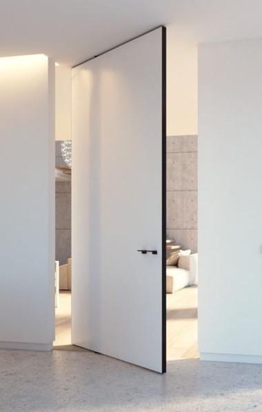Flush Pivot Interior Door | Pivot Design