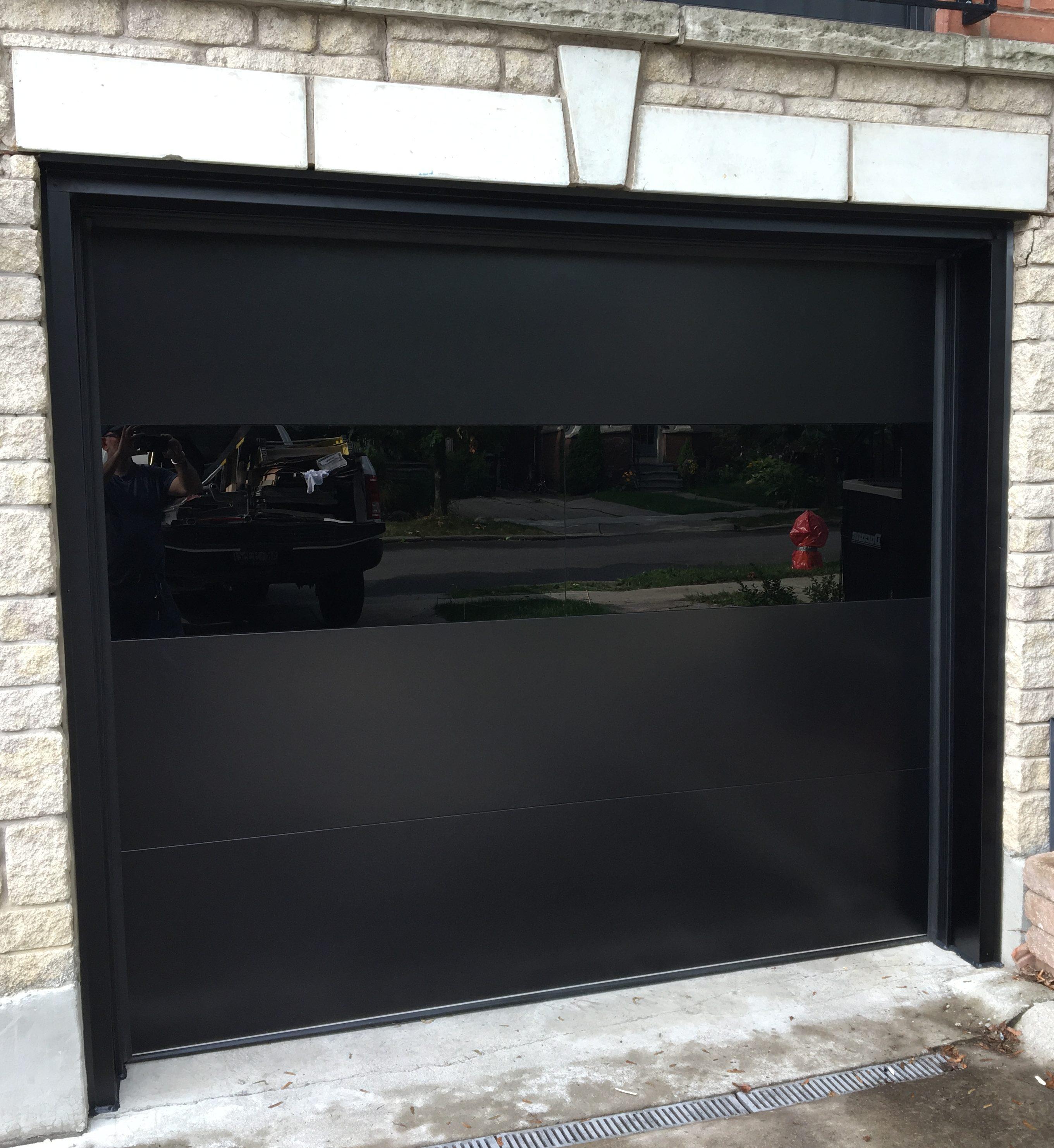 Modern glass exterior garage door modern doors modern glass exterior garage door rubansaba