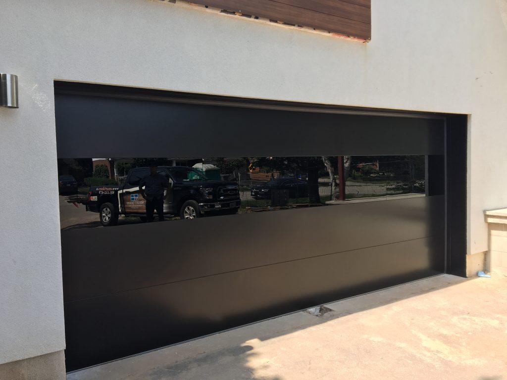Modern Exterior Glass Garage Door Modern Doors