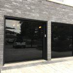 Modern Glass Garage Door | Vaughan