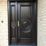 Modern Exterior Single Door Ontario