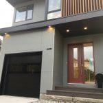 Modern Fibreglass Exterior Door | Side Light