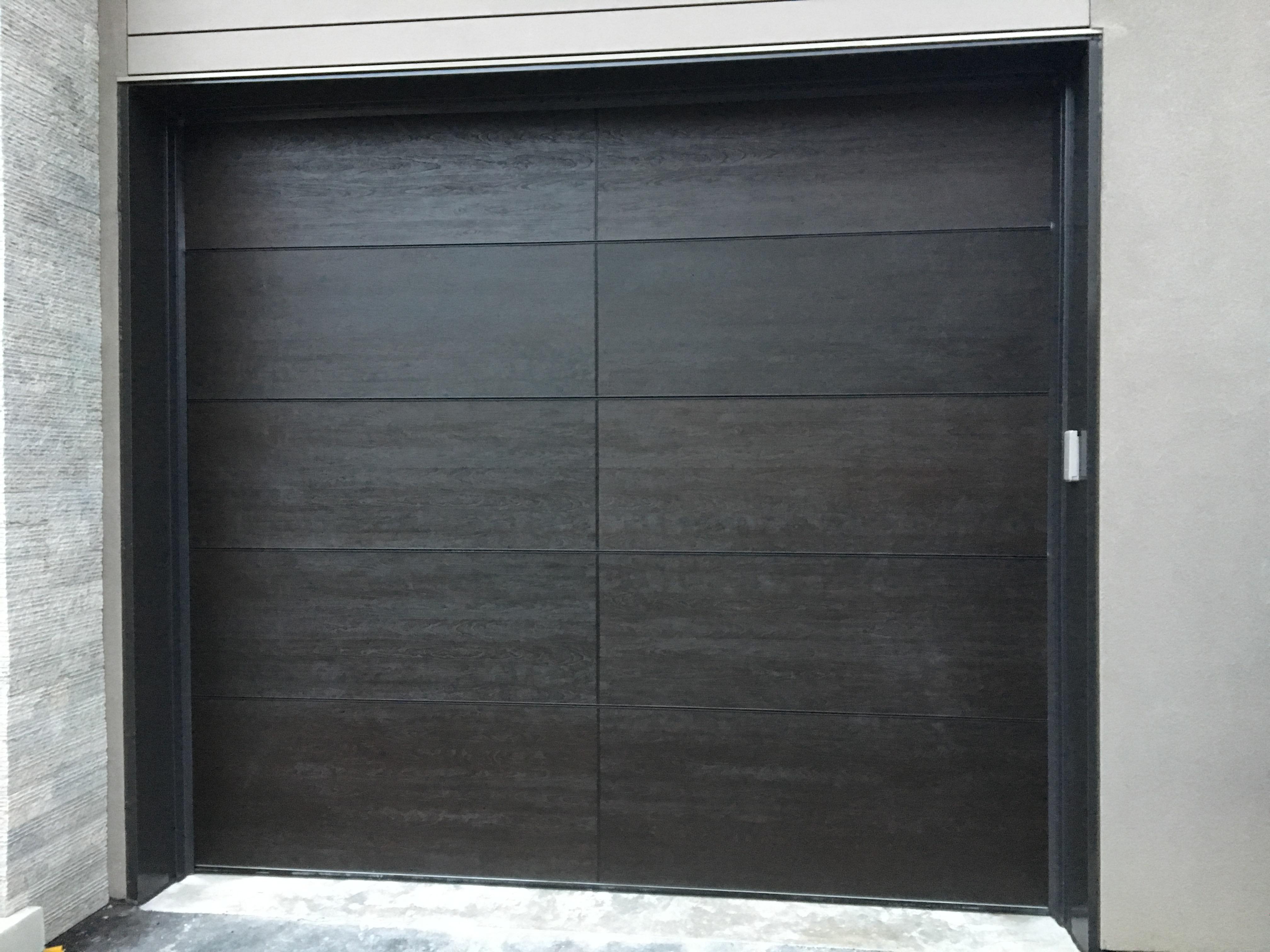 Modern Fibreglass Exterior Garage Door & Modern Fibreglass Exterior Garage Door - Modern Doors