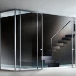 Modern Contemporary Interior Sliding Doors- Clear Glass Modern Interior SLiding Doors in Burlington, Ontario by modern-doors.ca-Picture#1205