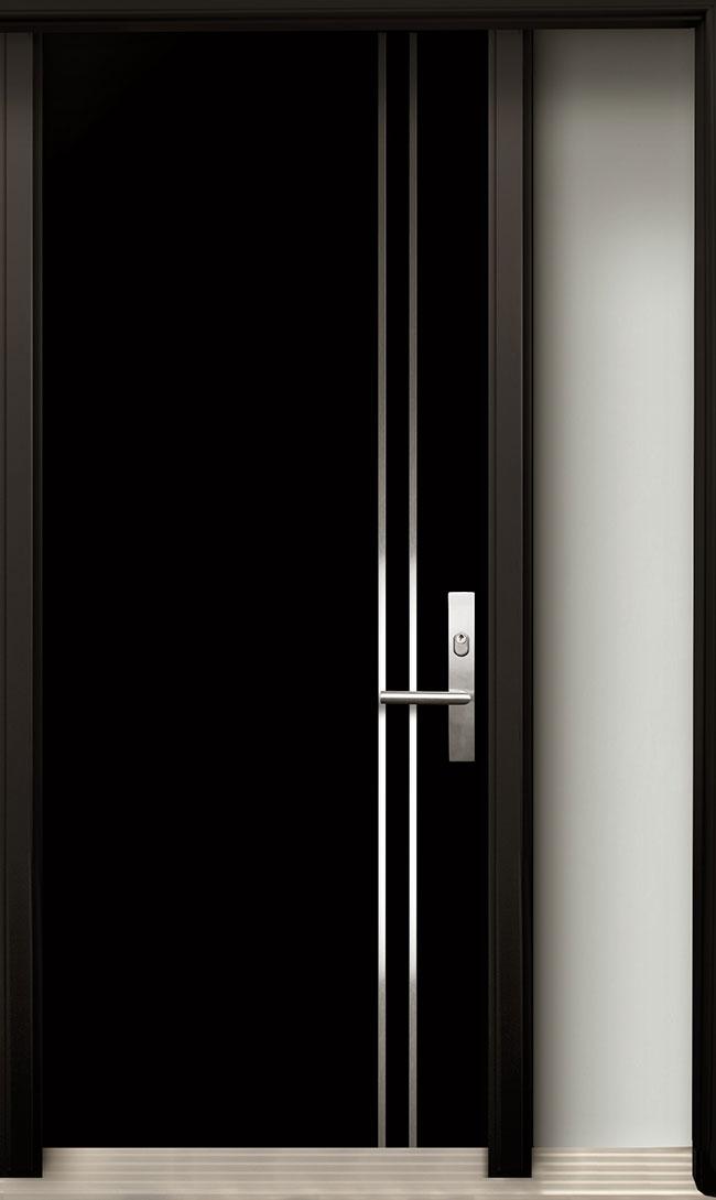 Single Door Gate Design