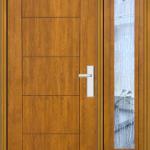 Richerson Mastergrain Fiberglass Entry Doors- Contemporary Collection