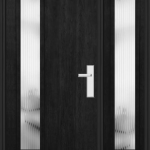 Richerson Mastergrain Fiberglass Front Doors Contemporary Collection