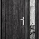 Richerson Mastergrain Fiberglass Front Entry Doors COntemporary Collection
