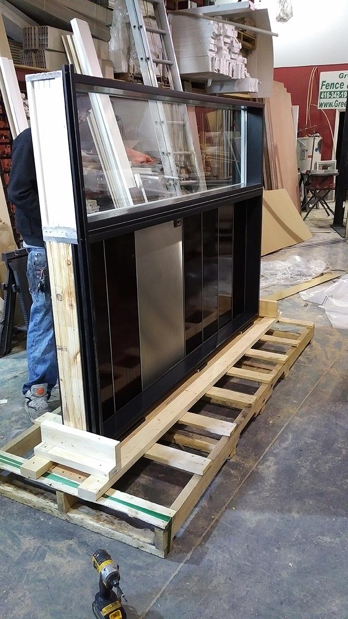 Modern Doors Shipping