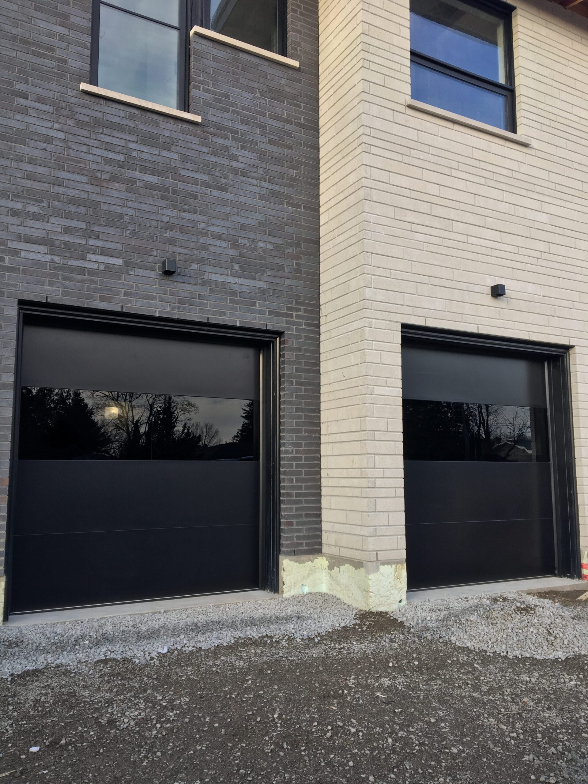 Modern Exterior Garage Door