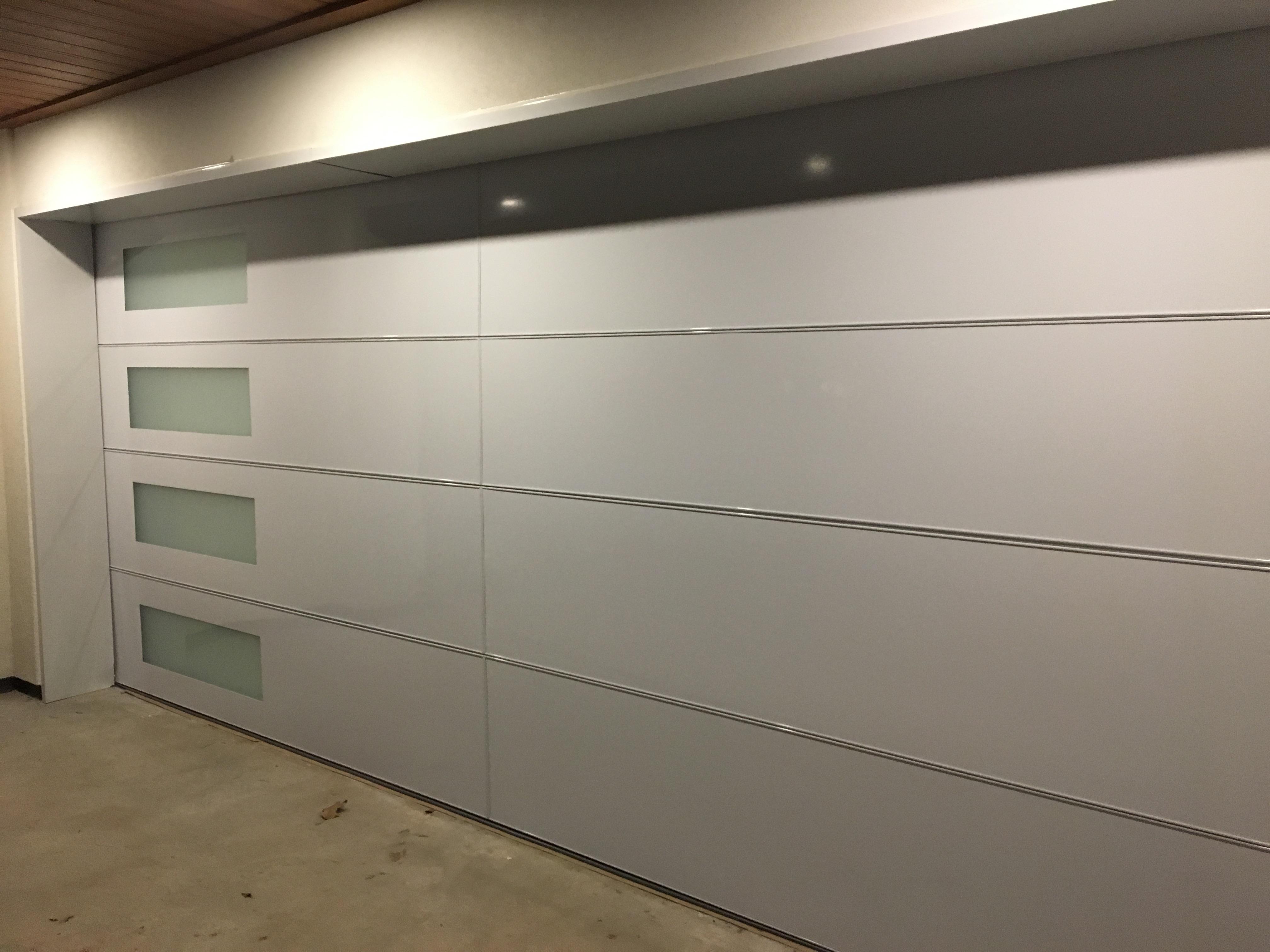 Modern Exterior Garage Doors