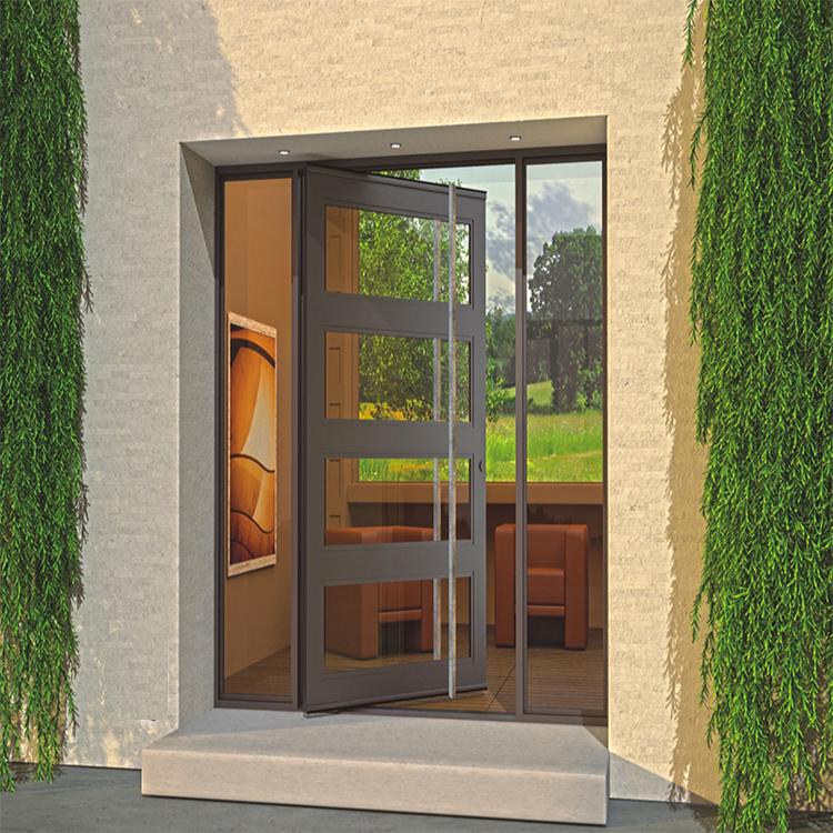 Modern Exterior Door