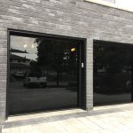 Modern Glass Garage Door | Vaughan