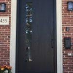 Modern Black Exterior Door Ontario