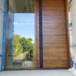 Modern Wood Panel Door Toronto