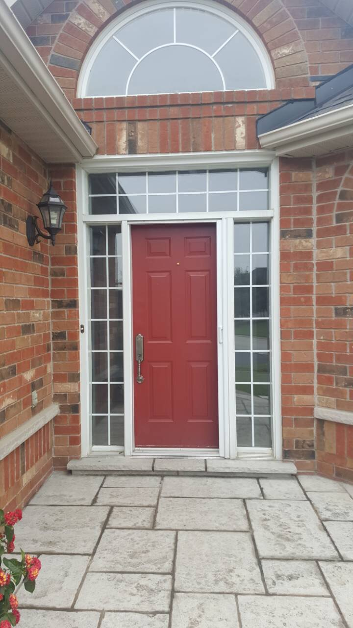 Traditional Front Entry Door Toronto