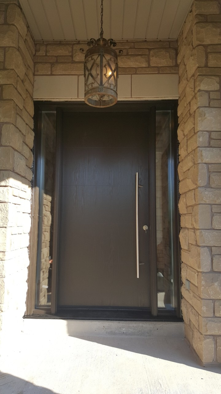 Smooth Fiberglass Front Entry Multipoint