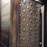 Hand Carved Solid Wood Door Multi Point Lock