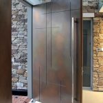 Oversized Pivot Door Architectural Design Multi Point