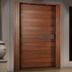 Solid Wood Italian Design Door Ensemble Toronto Canada