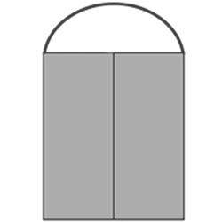 D/D with Curve Transom