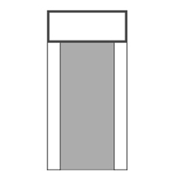 S/D/S with Rectangular Transom