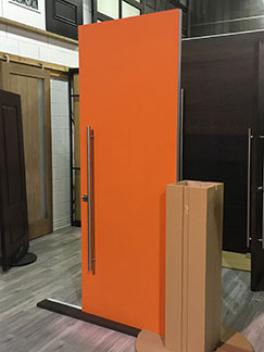 Carbon Fiber Exterior Door