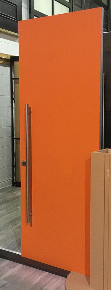Carbon Fiber Exterior Doors