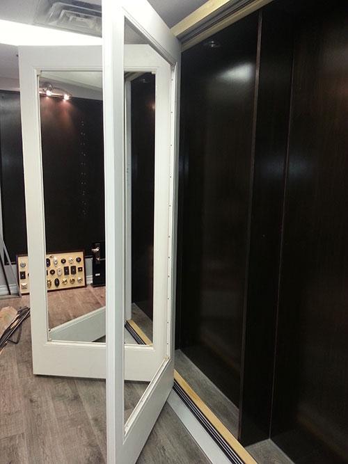 Exterior Heavy duty Oversized Big Folding Doors