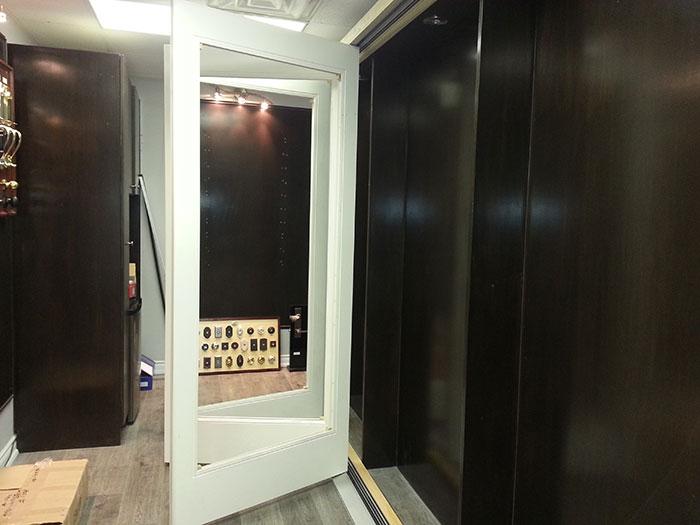 Fiberglass Exterior Heavy duty Oversized Big Folding Doors