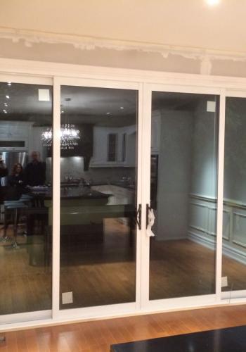Modern Lift and Slide Doors